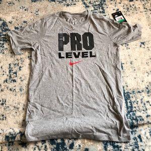 Grey Nike T-shirt
